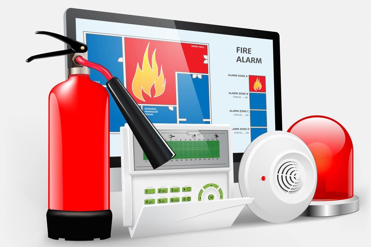 Hulpmiddelen voor brandpreventie