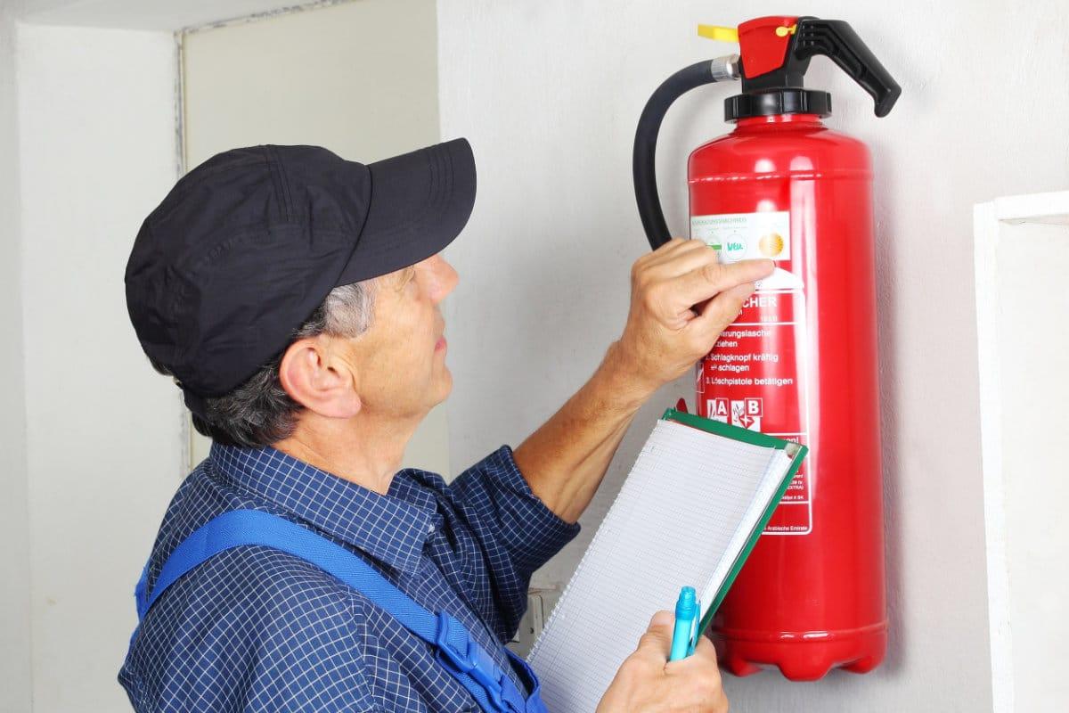 Voorschriften bij brandblusser kopen