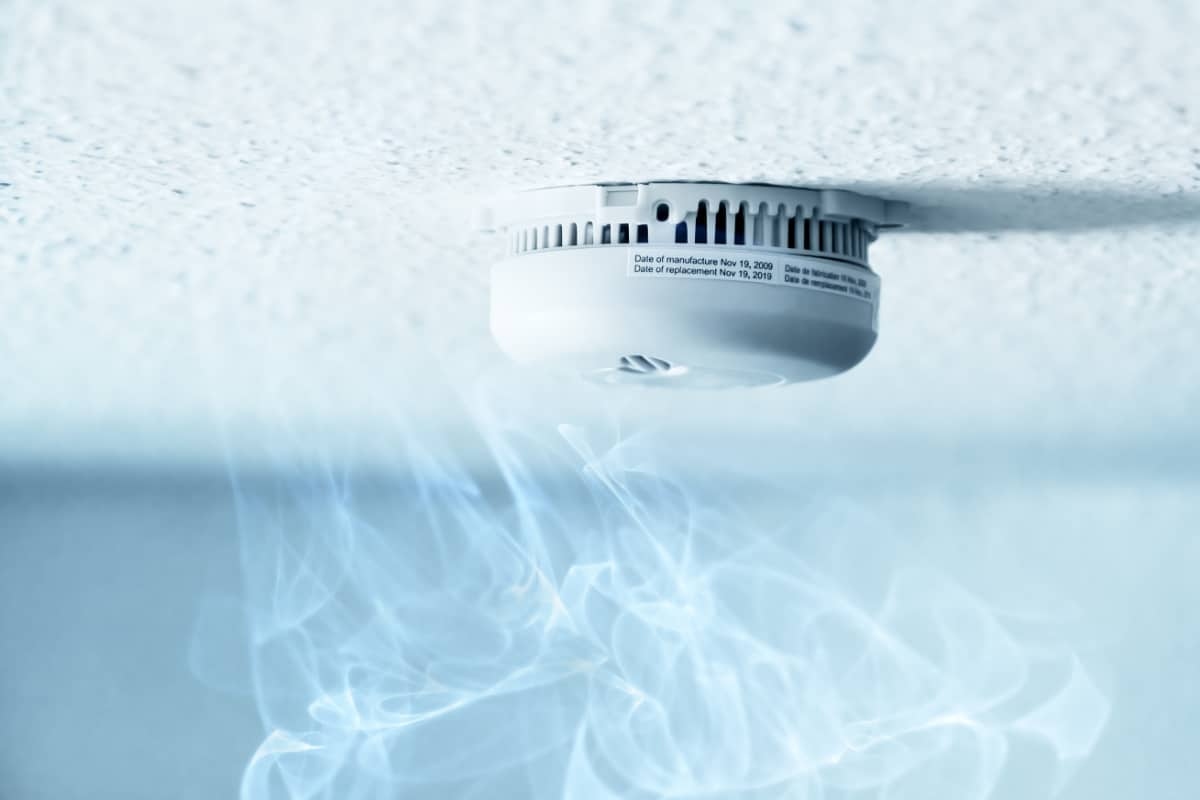rookmelder als branddetectie